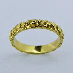 Fede in oro giallo